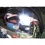 Dessin du pilote f1 Fernando Alonso. P Fort