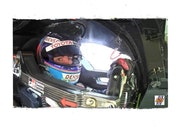 Dessin du pilote f1 Fernando Alonso.