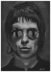 Liam Gallagher. Wpascal