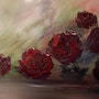Roses rouges. Maya Tatsyi