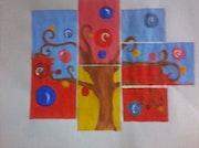 Árbol de la vida. Nadia Parodi