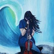 Mit der Geige im Wind.. Sprathoff