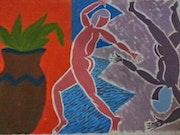 La Danza. Nadia Parodi