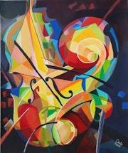 Musique geometrique. Cats