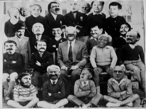 Classe primaire du vingtième siècle. Luc Petitcollot