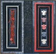 Kimonos. Brigitte Millet Gallet
