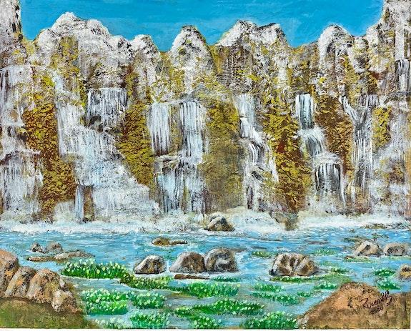Melting of the Glaciers. Rowena Rizo-Patron Rowena Rizo-Patron