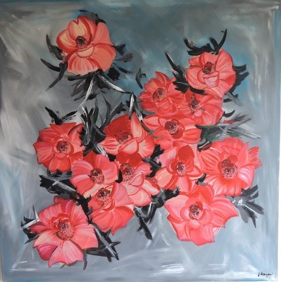 Rosas de invierno. Jitka Havigerová Jitka Havigerova