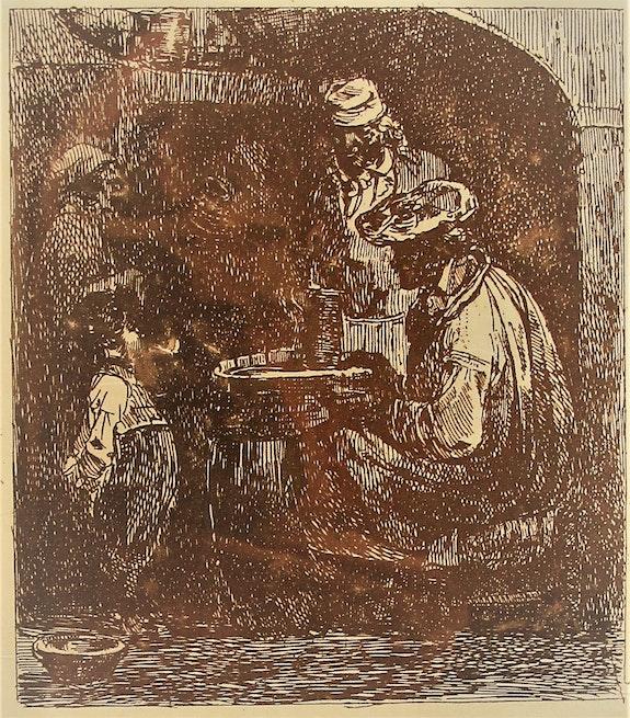 Charlet, scène de vie, (1828 ? ).. Charlet, Scène De Vie, (1828 ? ). Historien d'art, Archéologue; Chercheur Free-L.