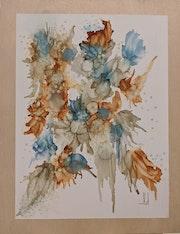 Bouquet d'espoir. Julie Gauthier