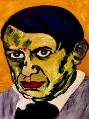 16- Picasso a los 49 años.. Carmen Luna