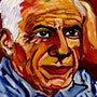 25- Picasso a los 66 años..