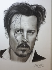 #Johnny Deep. Abdel Lakhdouri