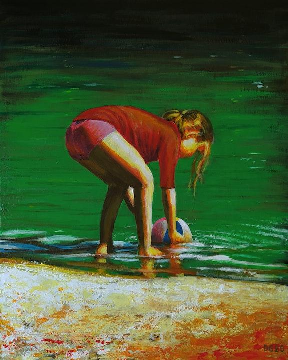 Le Ballon. David Garnier David Garnier