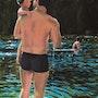 Le Bain. David Garnier