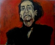 Retrato a Antonin Artaud. Beti Alonso