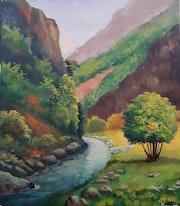 Río de ensueño. Giannina Alban