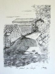 En passant par leouzee (Ardèche).