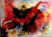 Rouge et noir. Robert Esnay