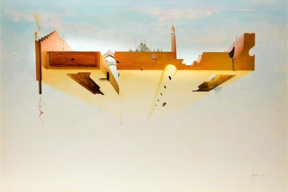 In the Dream Venice. Giovanni Gambasin Biafarin