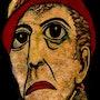 25- Vincent Cassel I. Retratos Expresionistas.. Carmen Luna