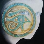 Ojo de Horus.