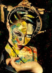 1- Collagemania.. Carmen Luna