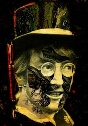 6-John Lennon. Collagemania.. Carmen Luna