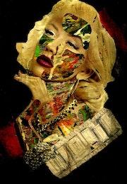 12- Cristina Aguilera. Collagemania.. Carmen Luna