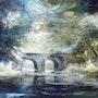 Les mémoires du vieux pont. Anne Huet Baron