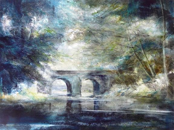Les mémoires du vieux pont. Anne Baron Anne Huet Baron