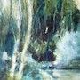 L'écoulement silencieux des eaux. Anne Huet Baron