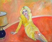 Blonde. Nathalie Vareille Sorbac