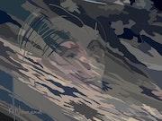2020-07-01 Nuit d'orage sur le Cap Higuer. Michel Normand