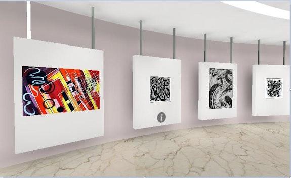Graphismes Acrylique et Encres. Marinette Dauvilliers Marinette Dauvilliers