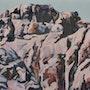 'The Boulders'. George Brinner