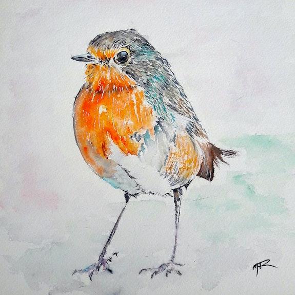 Oiseau. Marie-Noelle Roy Marie-Noelle Roy