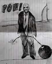 Portrait d'un vieil homme.. Wim Art