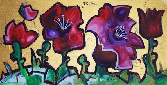 Floral#19. Dariya Tumanova Dariya Tumanova