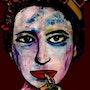 28- Reina Isabel de Inglaterra III. Faces.. Carmen Luna