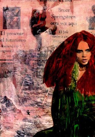 6-Art in paper.. Cris Acqua. Cris Acqua