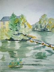 Moulin de St cyr.