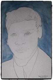 Le portrait du papa d'hayette…. Anne. B