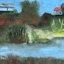 Back Bay Fishing Camp. Howard Clark