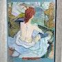 «La rousse» de Toulouse Lautrec. Wallace Waide