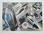 Abstrait n° 11. Myp