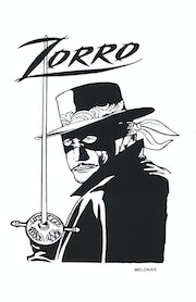 The Mark of Zorro.