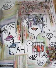 Ah ! ! ! (2010). Ana Vdv