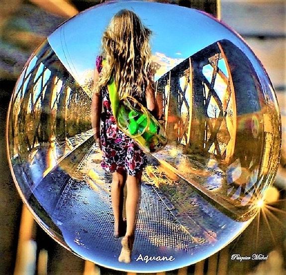Towards eternity. Aquan Aquan