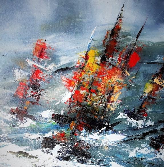 Les bateaux de la marine. Marie-Claire Gé Marie-Claire Gé